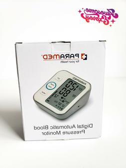Paramed Digital Blood Pressure / Pulse Monitor Accurate Auto