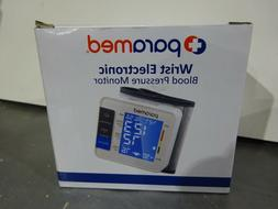 Paramed Wrist Electronic Blood Pressure Monitor